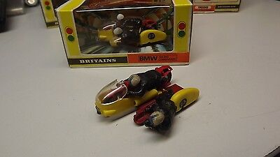 Britains 6696 Racing combination new in box un-punched x3 shipping box