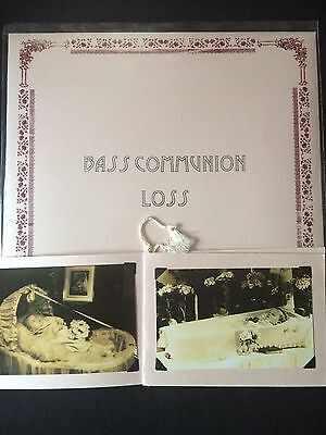 Bass Communion Loss Vinyl - Steven Wilson Porcupine Tree