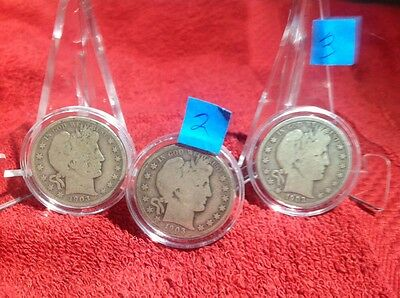 1903-O - Barber Half Dollar  In Guardhouse Air-Tite Holder - You Get One Coin