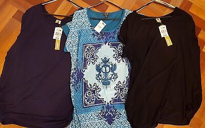 Maternity tops size 16