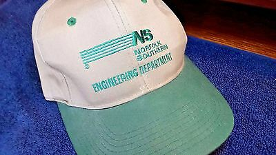 Railroad Hat Ns Norfolk Southern Engineering Department Quality Make It Happen