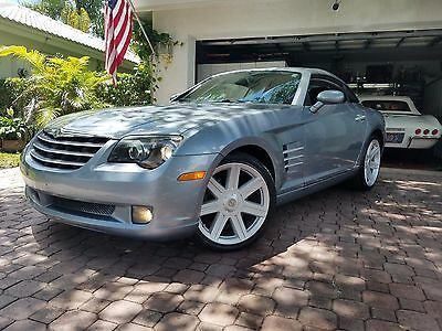 2004 Chrysler Crossfire PREMIUM EDITION! 2004 CHRYSLER CROSSFIRE FROM FLORIDA! 1 OWNER, BRAND NEW! 54,000 MILES! THE BEST