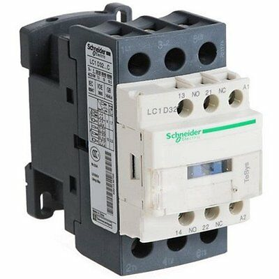 Schneider TeSys D Contactor LC1-D32Q7C Coil AC380V