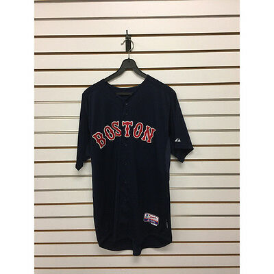 Boston Red Sox GAME USED JERSEY Jonathan Aro Baseball MLB AUTHENTIC Size 48 worn