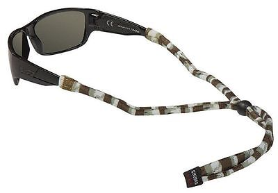CHUMS Eyewear/Eyeglass Retainer Aspen Camo Hunting/Hiking/Fishing/Skiing NEW/NIP