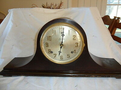 Antique Sessions Mantle Clock