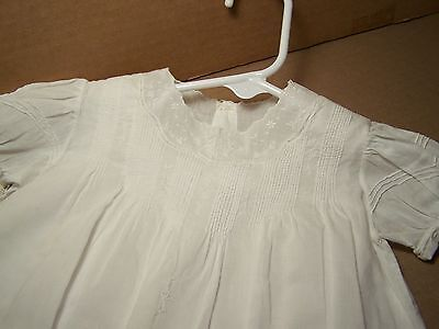 Antique Baby Dress and slip Christening