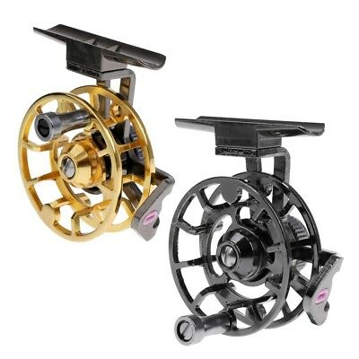Ice Fishing Reel Saltwater Freshwater Fly Reels Fishing Vessel Wheel