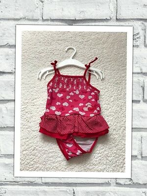 Baby Girls Swimming Costume 12-18 Months - Cute Swimsuit