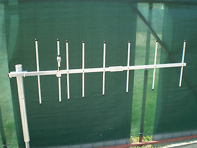Yagi  antenna pmr 446MHZ  430-470mhz 8 el high gain professional  gamma match