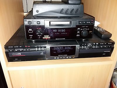 Lecteur Enregistreur Cd Audio Philips Cdr 775