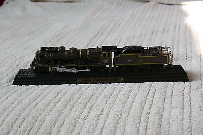 Pacific chapelon nord Maquette statique train à vapeur 30 cm TBE