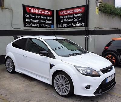 2010 10 Ford Focus 2.5 Rs 3Dr 300 Bhp Lux Pack 1