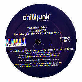 Marathon Men - Blessings - Chilli Funk - 2006 #186719