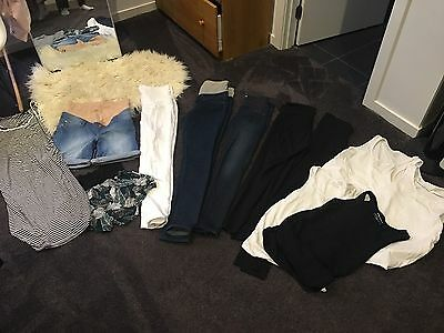 bulk maternity clothes Size 8