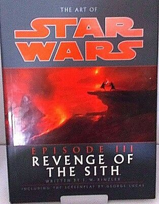The Art Of Star Wars Episode 3 Revenge Of The Sith