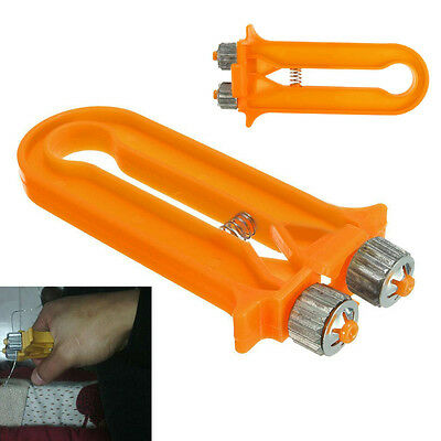 """5.3"""" x 2.6"""" Beekeeping Bee Frame Wire Cable Tensioner Crimper Crimping Tool Hive"""
