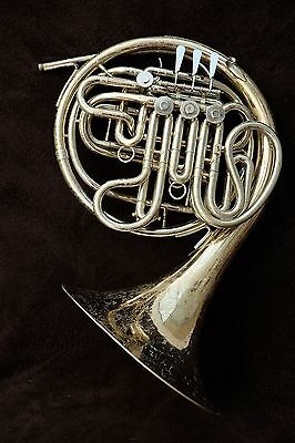 Very Good Playing Condition  Reynolds Contempora  French Horn-Cor Fe01 Model