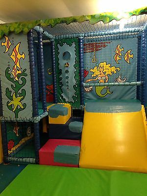 Pre-owned Soft Play Indoor Structure, Soft Play Equipment, Soft Play Area