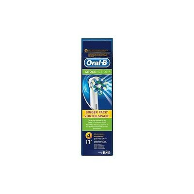 Oral-B Cross Action 4 Electric Toothbrush Heads