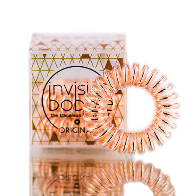 INVISIBOBBLE The Traceless Hair Ring BRONZE ME PRETTY!