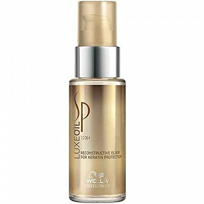 Wella SP Luxe Oil - reconstructive elixir for hair (30 ml) BEST PRICE !