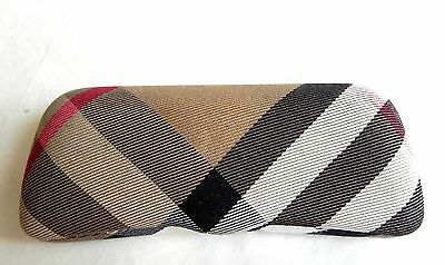 BURBERRY SUNGLASSES CASE Made in Italy