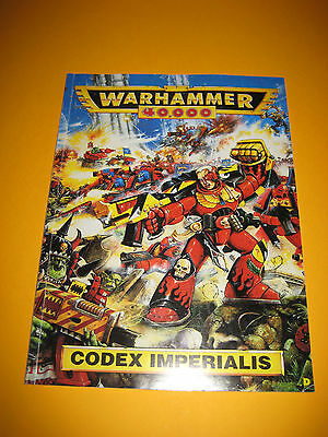 Warhammer 40k - Codex Imperialis