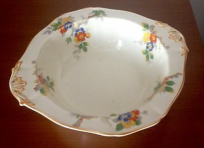 "Alfred Meaking ""glen Helen"" Large Bowl And 4 Dessert Dishes"