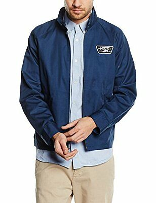 VANS Refinery 66 Station Jacket Small Dress Blue RRP £65.00 NEW LAST ONE