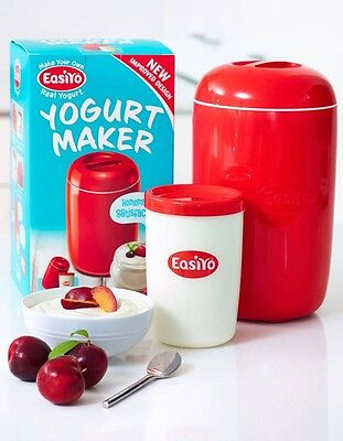 EasiYo Yogurt Maker - Red