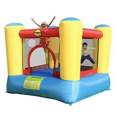 AirFlow Bouncy Castle Kids Outdoor Play Jumping Inflatable Activity Fun