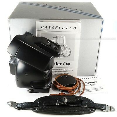 Boxed Hasselblad Winder CW 44105 with IR Remote 44113 for 503CW and 503CXi