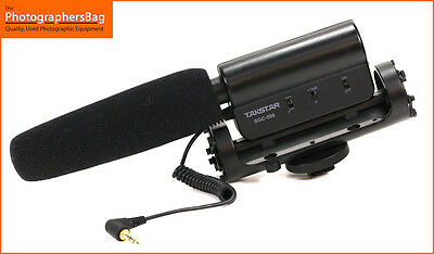 TAKSTAR SGC-598 Condenser Photography Interview Recording Microphone Free UK PP