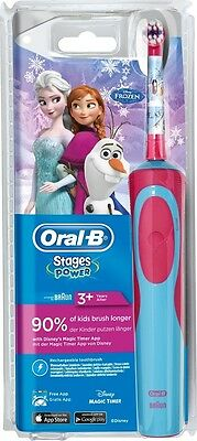 Oral-B Stages Power rechargeable toothbrush for children (3+) - Disney FROZEN