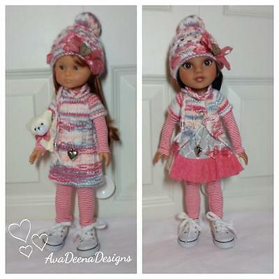 Hearts for Hearts Corolles Les Cheries  outfit clothes will fit Wellie Wisher