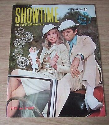 Vintage Showtime  January 1966