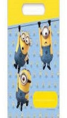 Pack Of 10 Despicable Me Minions Party Bags
