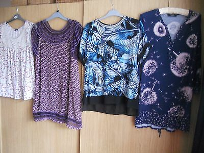 ladies bundle of tops size 14