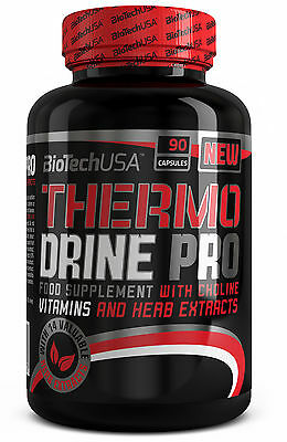 BIOTECH USA Thermo Drine  60 Caps Fat Burner Diät