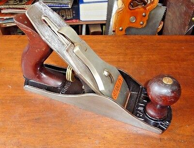Stanley Bailey No.4 Smooth Bottom Plane