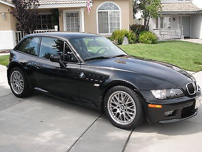 2001 Bmw Z3 Coupe 2001 Rare Bmw Z3 Coupe With Only 42K Mles!!!!