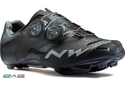 Northwave Extreme Tech Plus Black Scarpe MTB