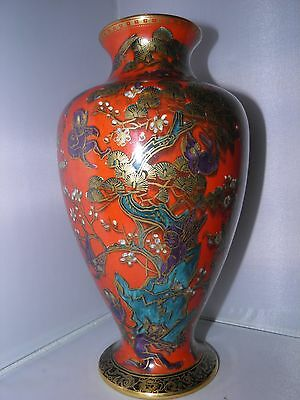 Large Wedgwood Fairyland Lustre Firbolgs Vase by Daisy Makeig-Jones - Excellent