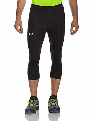 Under Armour Capri Compression Tights Dynamic Run XL Gym Mens Extra Large