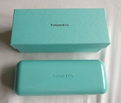 Tiffany & Co Spectacles Case / Glasses Case - Authentic - New in Box