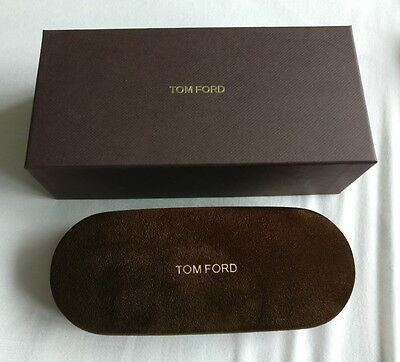 Tom Ford Spectacles Case / Glasses Case - Authentic - New in Box