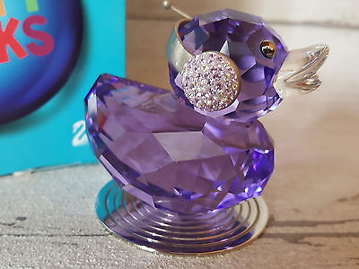 Swarovski Happy Duck - Duck J -