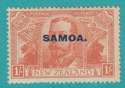Samoa 141 Mint Hinged No Faults Extra Fine !