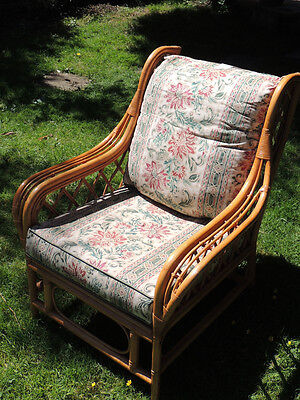 Two Conservatory Chairs (See Photos) Collection only